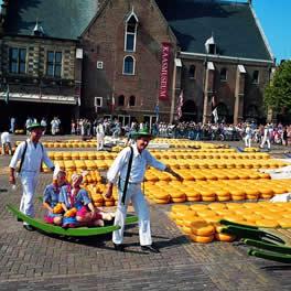 De Lage Landen nader bekeken: Noord-Holland